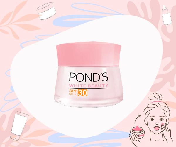 Pond's White Beauty Serum Cream