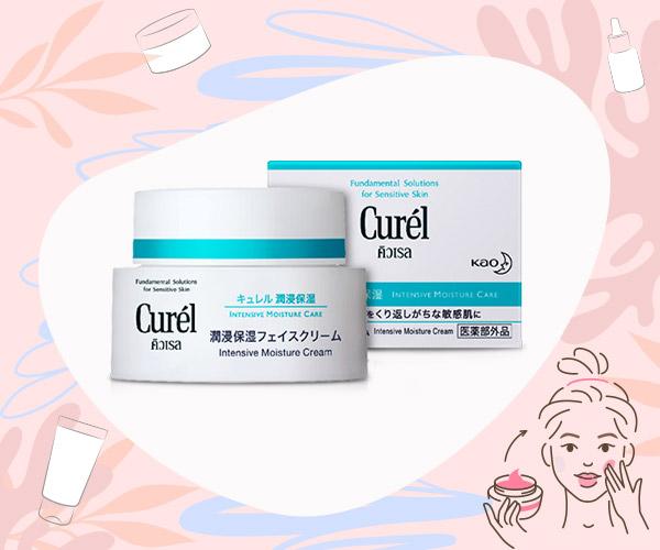 Curél Intensive Moisture Cream